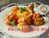 Миниатюра к статье Салаты с манго: вкусные рецепты для праздников и на каждый день