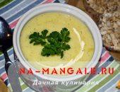Миниатюра к статье Рецепты супов-пюре из цветной капусты: нюансы и тонкости приготовления