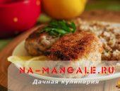 Миниатюра к статье Как приготовить зразы из мясного фарша с яйцом и луком