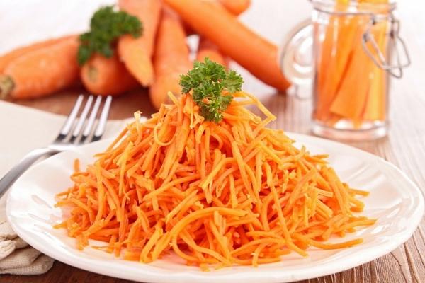 Что можно погрызть на диете. Морковь на ночь при похудении