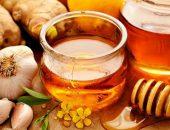 Чеснок с медом и яблочным уксусом