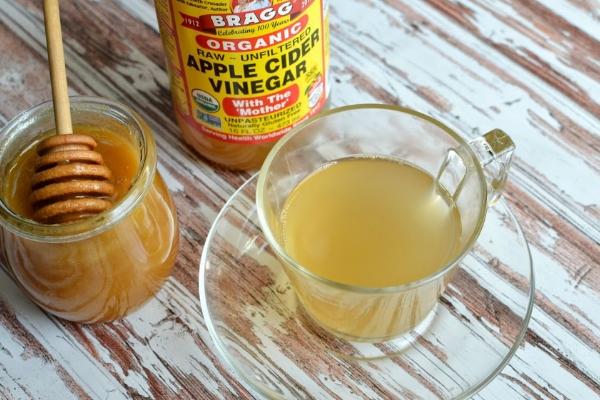 Настойка чеснок яблочный уксус мед и чеснок