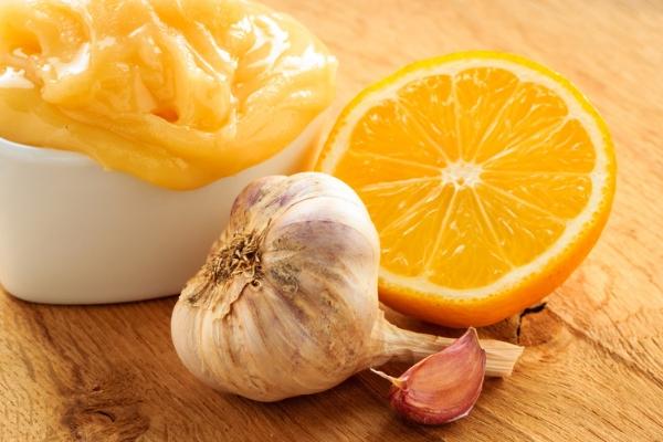 Лечебные свойства чеснока лимона и меда