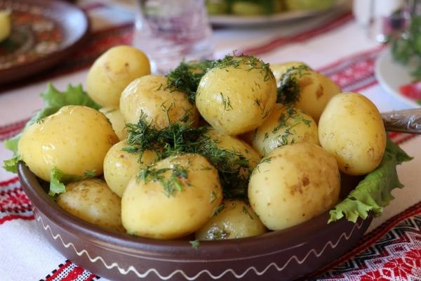 Каков глекимический индекс картофеля