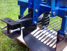 Лопата для копки картофеля