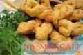 Печенье с адыгейским, плавленым и творожным сыром