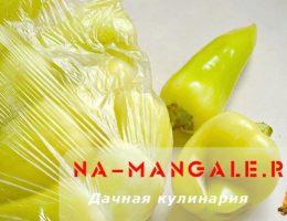 Все способы хранения болгарского перца свежим
