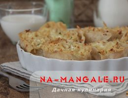Как из лаваша и сыра приготовить пирог