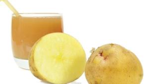 Миниатюра к статье Как влияет картофельный сок на желудок? Рецепты для лечения